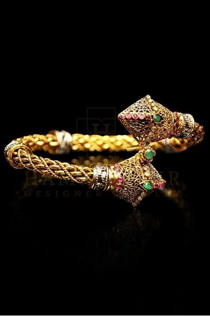 Picture of Twisted Gold Work Karra