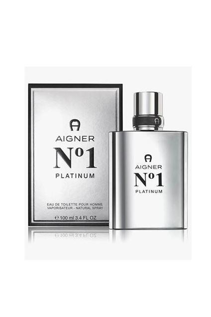 Aigner No.1 Platinum - Essences De Paris